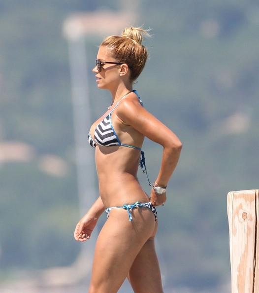 Lily S Pick Bikini Body Of The Day Sylvie Van Der Vaart