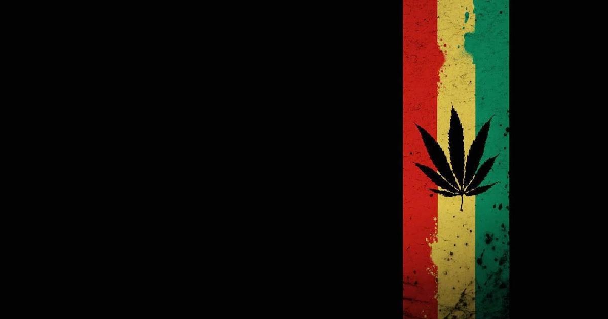 Fondos De Pantalla De Trailers Imágenes Chidas: Fondo De Pantalla Abstracto Simbolo De La Marihuana