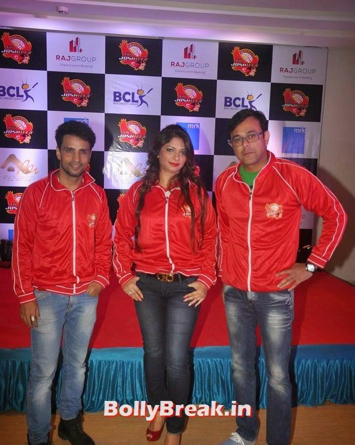 Karan Patel, Photos From Jaipur Raj Joshilay Team Jersey Launch