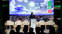 Mayors Summit 2016 (Credit: Reuters/Henry Romero) Click to Enlarge.