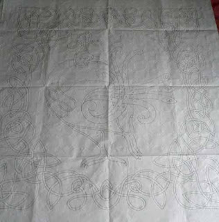 Celtique quilt pattern