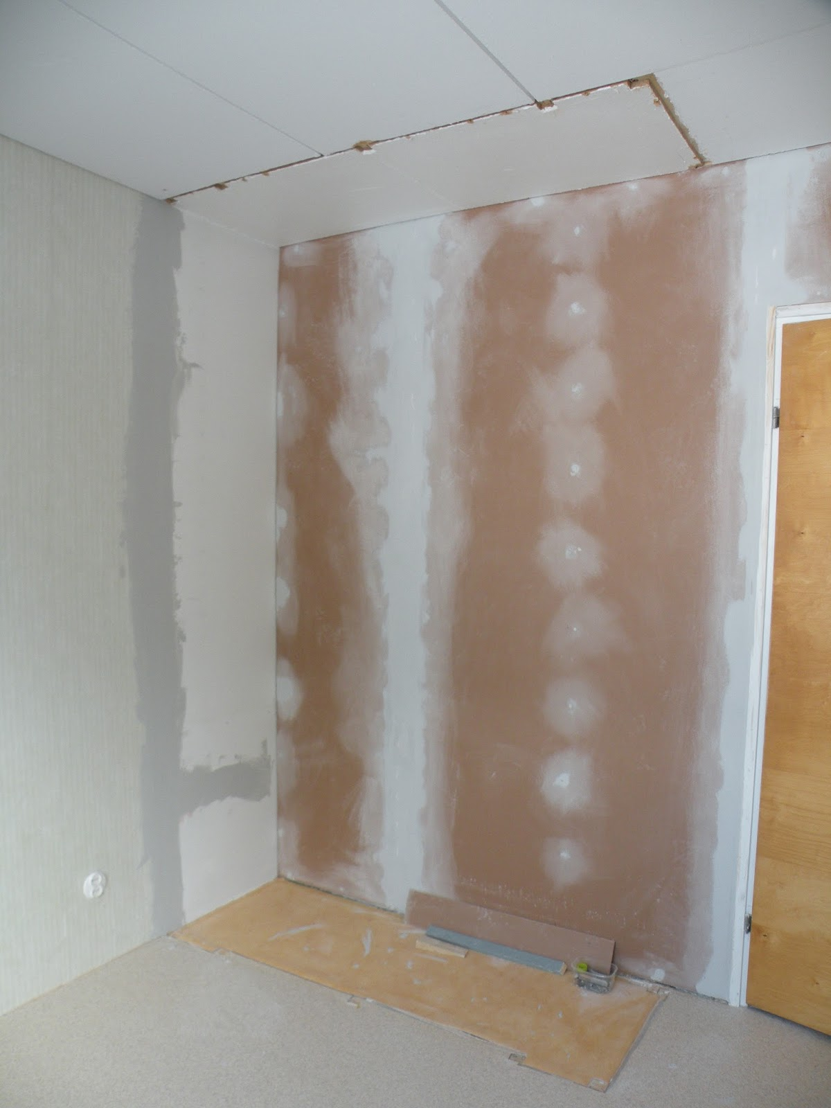 makuuhuoneen remontti