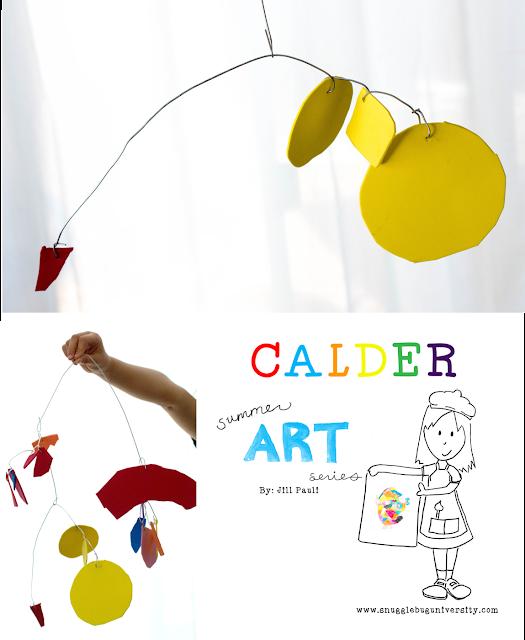 Summer Art Series: Alexander Calder
