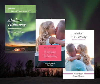 Heidi Reads... Alaskan Hideaway by Beth Carpenter