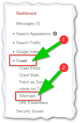 blog sitemap ko search console me kaise add ya submite kare