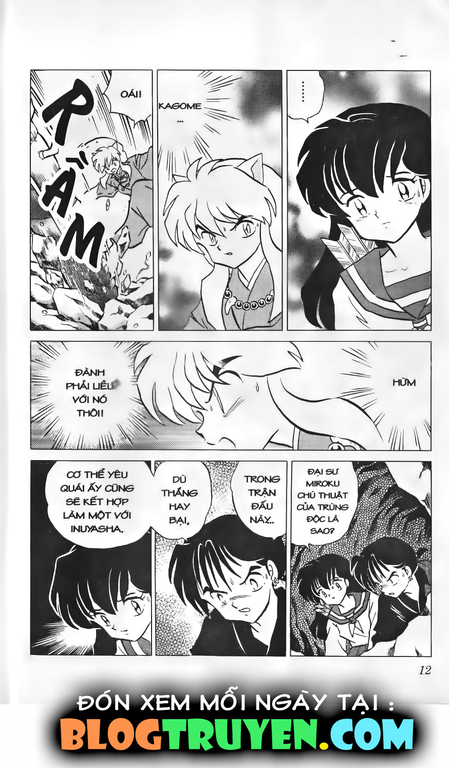 Inuyasha vol 13.1 trang 8
