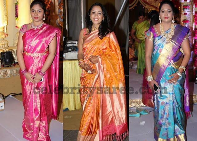 Kanchi and Uppada Sarees