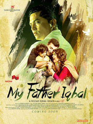 My Father Iqbal 2016 Hindi WEB-DL 480p 150Mb HEVC x265