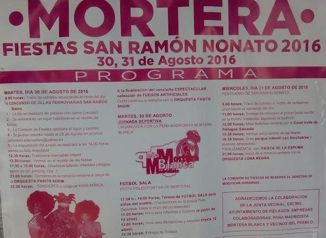 FOTOS FIESTAS DE SAN RAMON NONATO 2016