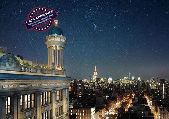 Chương trình định cư tại Mỹ qua dự án siêu khách sạn 9Orchard