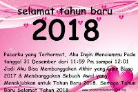 Gambar Tahun Baru 2018 - 54