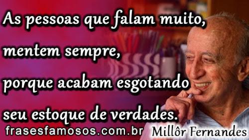 frases Millôr Fernandes