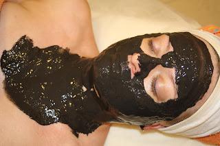 Ekspress procedūra sejas ādai