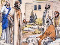 Jesus' first disciples 8
