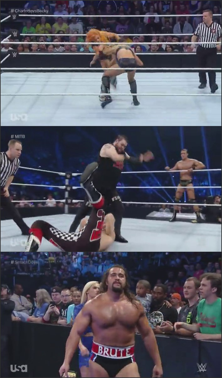 Screen Shot Of WWE SmackDown 2nd June 2016 HDTV 480P 300MB