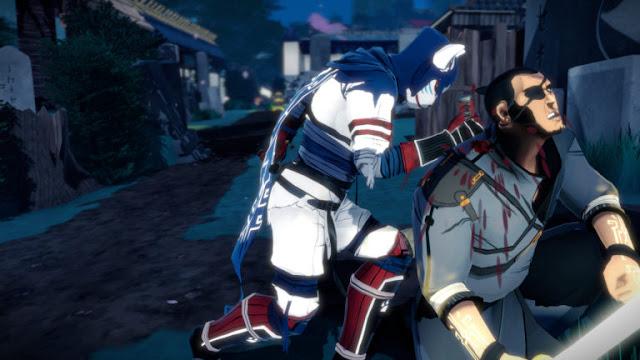 Aragami Assassin Mask Game Free Download