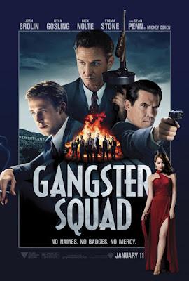 Gangster Squad Poster