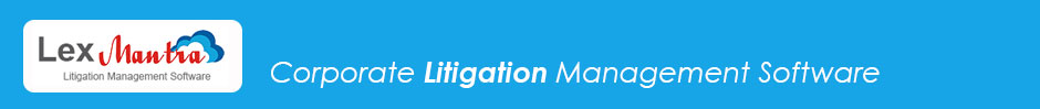 Litigation Management Software :Lex Mantra