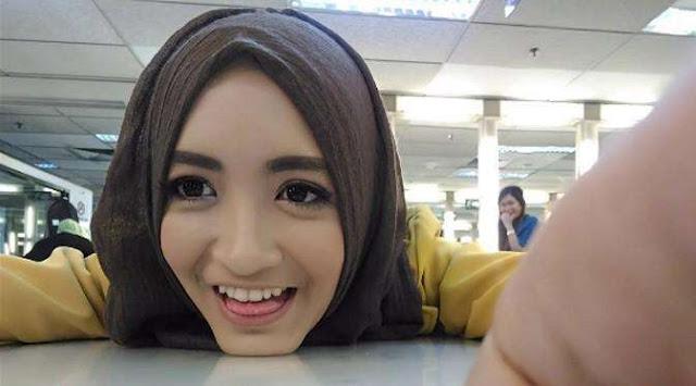 Mengintip Kecantikan Arafah SUCA 2 di Stand Up Comedi