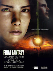 Final Fantasy: The Spirits Within Poster