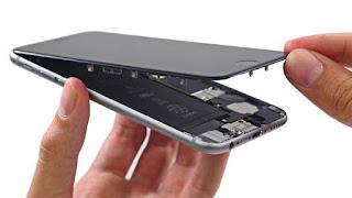 Cách sửa màn hình iPhone 6 không khít