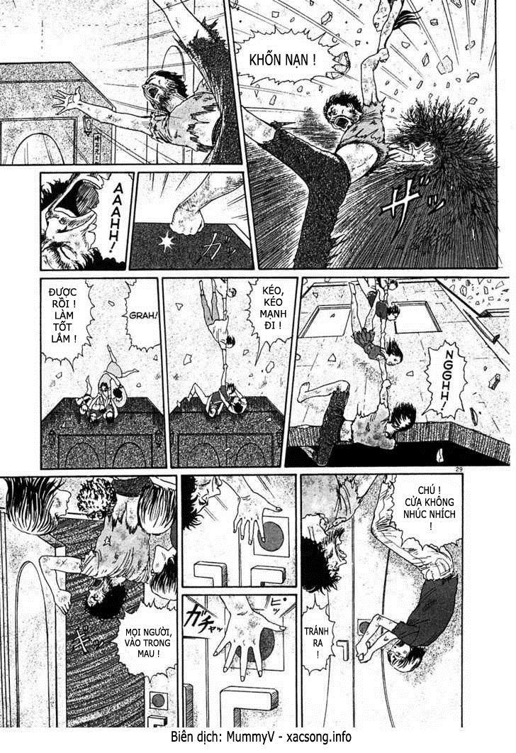 Jigokusei Lemina chap 6 trang 29