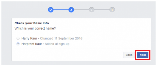 How to Change Name on Facebook 2018
