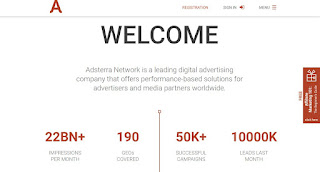 Adsterra Best Popunder ads network for 2021 full review with payment proof