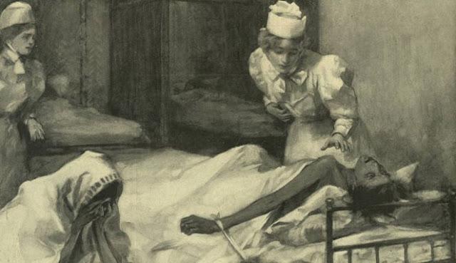 penyakit tifus ternyata sudah ada sejak ribuan tahun yang lalu