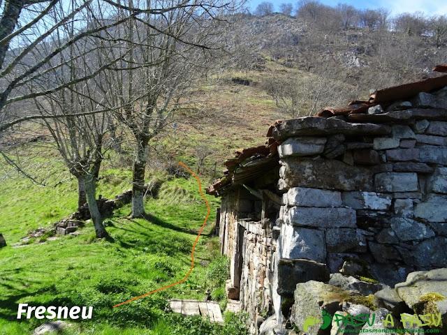 Ruta Sierra del Crespón: Fresnedo