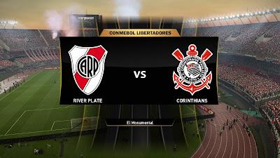 PES 2019 Scoreboard Copa Libertadores 2019 by Lucas Villa