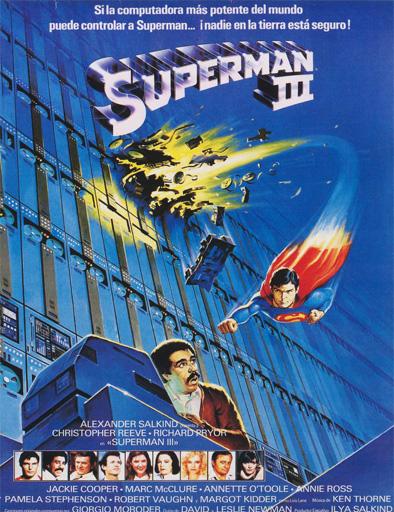 Ver Superman III (1983) Online