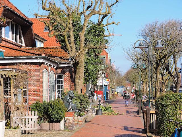 Langeoog, Dorf, Restaurant