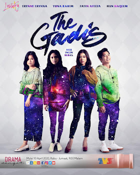 OST The Gadis (TV3)