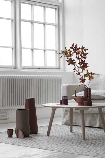 Modern Minimalist Autumn Decor The Global Villa