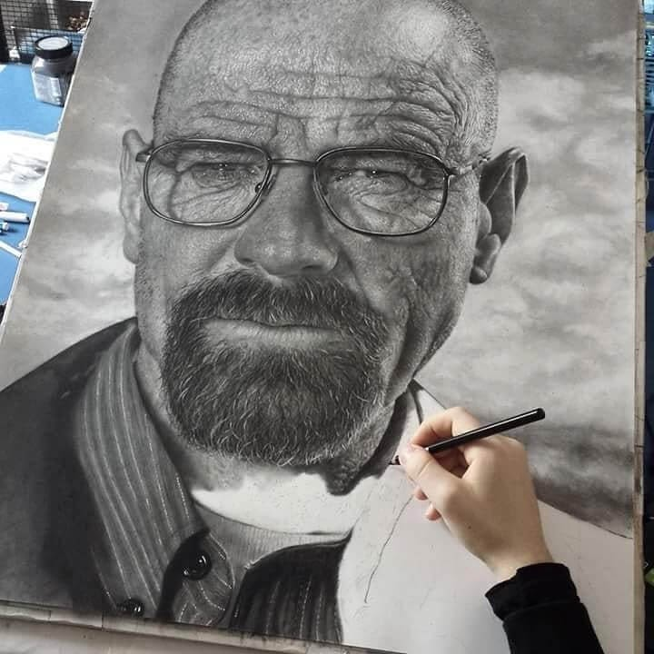 08-Walter-White-Breaking-Bad-Bryan-Cranston-Spomo-Ubiparipović-Black-and-White-Celebrity-Pencil-Portraits