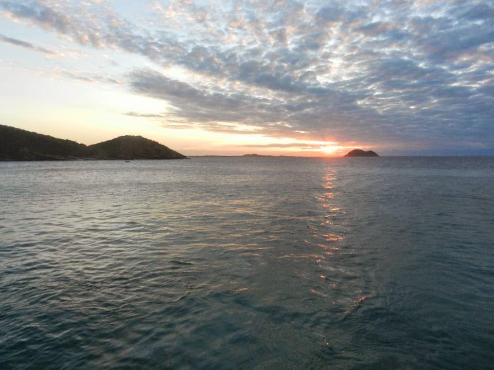 Wanderlust Chloe - Chloe Gunning - Buzios Beach Sunset Boat