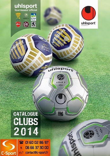 Catalogue Uhlsport 2014