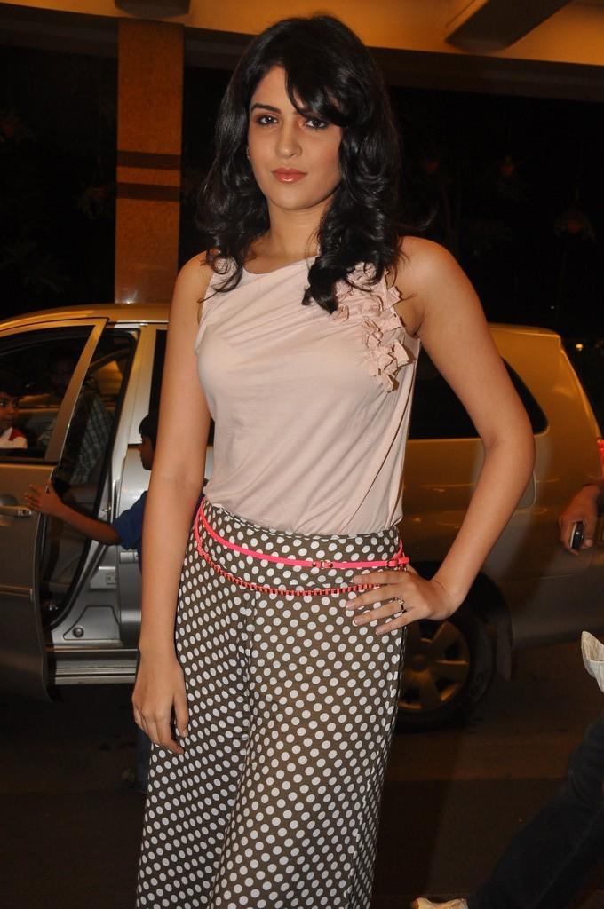 Deeksha Seth Hot at Reble Movie Teaser Launch