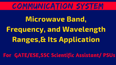Microwave frequency