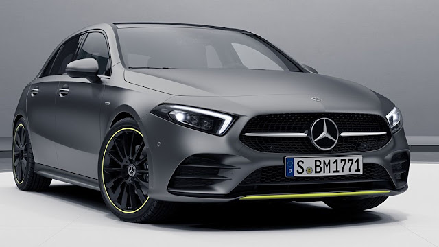 Sedán Clase A 2019, la apuesta de Mercedes para apuntalar sus ventas