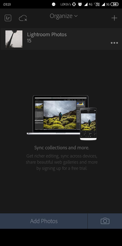 Free] Adobe Lightroom Premium Mod With 5000 Premium presets Apk