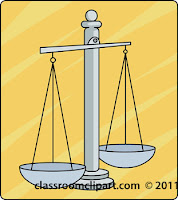 Picture: The Scales of Justice are weighted against you.