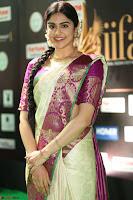 Adah Sharma looks super cute in Saree at IIFA Utsavam Awards 023.JPG