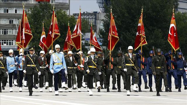 Περισσότερες Αποτάξεις Φαίνονται Επικείμενες στον Τουρκικό Στρατό