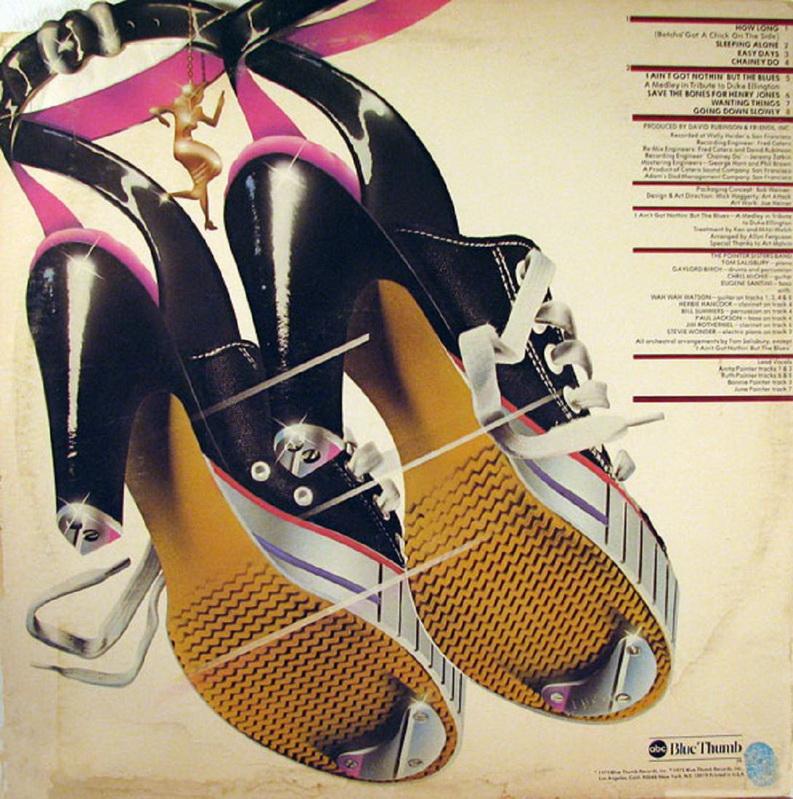 f246beb25c78 ENTRE MUSICA  THE POINTER SISTERS - Steppin  (1975)