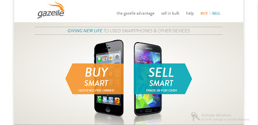 Sell Used Electronics and Get Paid from Gazelle Tool