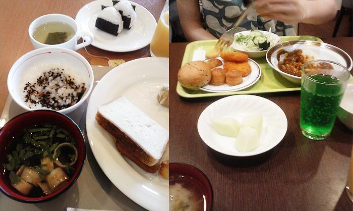 Śniadania w Japonii