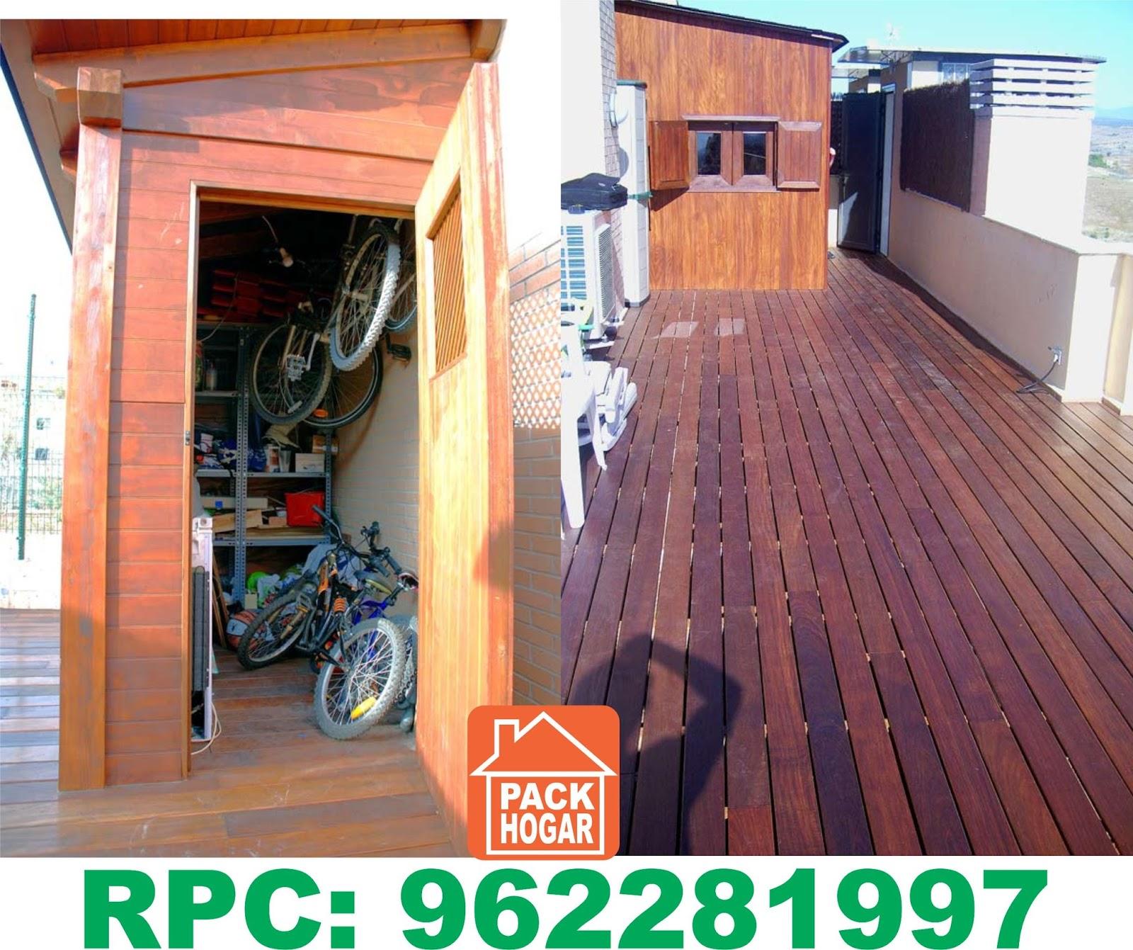 Image of habitaciones prefabricadas para terrazas casetas for Casetas terraza segunda mano