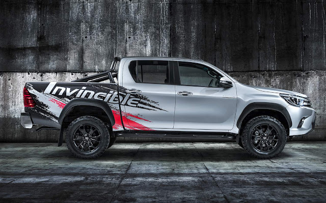 Toyota Hilux Invencible